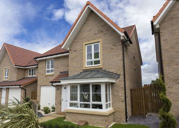 "Thumbnail 4 bedroom detached house for sale in ""Dunvegan"" at Whitehill Street, Newcraighall, Musselburgh"