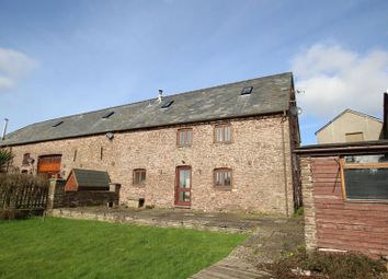 Thumbnail 3 bed barn conversion for sale in Scethrog, Brecon