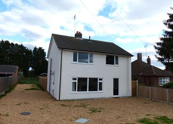 Thumbnail 4 bedroom detached house to rent in Peterborough Road, Crowland