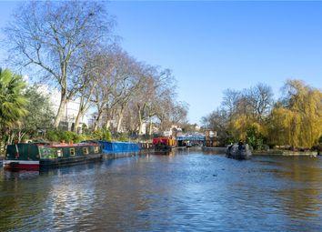 Blomfield Road, Little Venice, London W9