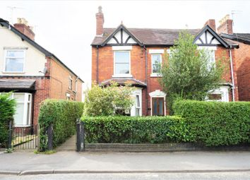 Thumbnail 2 bed semi-detached house for sale in Audley Road, Stoke-On-Trent