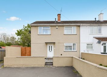 Thumbnail 3 bed terraced house for sale in Ellfield Close, Bishopsworth, Bristol