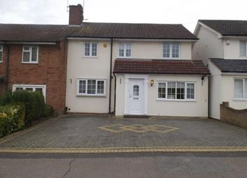 Thumbnail 4 bed semi-detached house for sale in Lechmere Avenue, Chigwell
