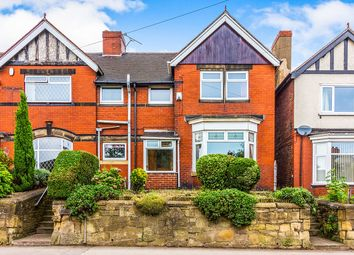 Thumbnail 3 bed terraced house for sale in Park Terrace Doncaster Road, Rotherham