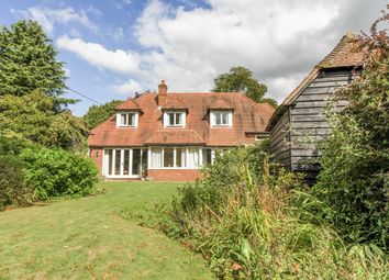 Thumbnail 3 bed detached house for sale in Nether Wallop, Stockbridge, Hampshire