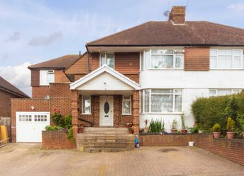 Thumbnail 4 bed semi-detached house for sale in Castle Hill Avenue, Berkhamsted