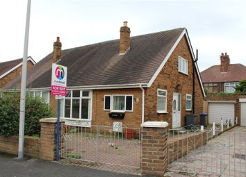 Thumbnail 2 bed bungalow to rent in Wellogate Gardens, South Shore, Blackpool