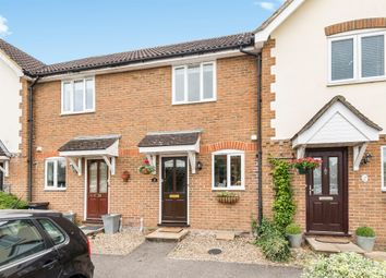 Thumbnail 2 bedroom terraced house for sale in Springfields Close, Chertsey
