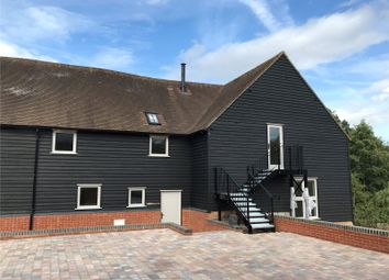 Thumbnail 4 bed barn conversion to rent in Adbury Farm, Adbury, Newbury, Berkshire