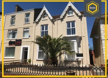 Thumbnail Commercial property for sale in Queen Victoria Road, Llanelli