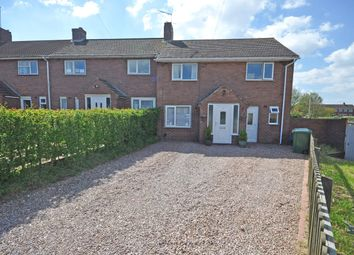 Thumbnail 3 bed end terrace house for sale in Leypark Crescent, Exeter