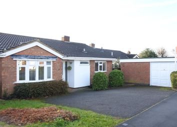 Thumbnail 2 bed detached bungalow for sale in Chelmsford Drive, Grantham