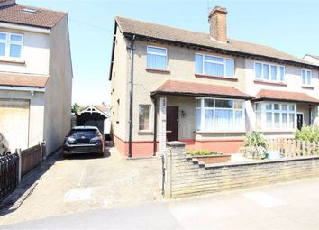 Thumbnail 3 bed semi-detached house for sale in Stainforth Road, Newbury Park, Essex