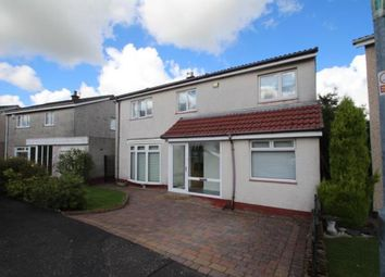 Thumbnail 4 bed detached house for sale in Windsor Drive, Glenmavis, Airdrie, North Lanarkshire