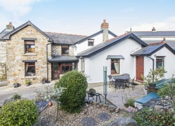 Thumbnail 3 bed cottage for sale in Glyn Dwr, Waenllapria, Llanelly Hill, Abergavenny