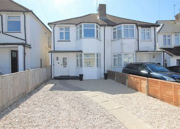 Thumbnail 3 bed semi-detached house for sale in Church Hill Avenue, Bexhill On Sea, East Sussex