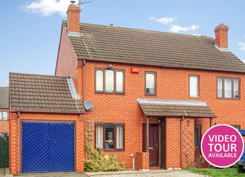Thumbnail 3 bed semi-detached house for sale in Kings Drive, Baschurch, Shrewsbury