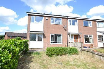 Thumbnail 3 bed end terrace house for sale in Peveril Walk, Macclesfield