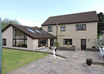 Thumbnail 4 bed detached house for sale in Golwg Y Mynydd, Craig-Cefn-Parc, Swansea