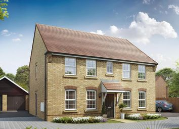 """Thumbnail 4 bedroom detached house for sale in """"Chelworth"""" at Aspen Gardens, Hook"""