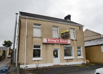 Thumbnail Restaurant/cafe for sale in Samlet Road, Llansamlet, Swansea