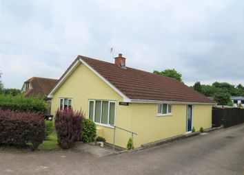 Thumbnail 3 bed detached bungalow for sale in Greytree, Greytree, Ross-On-Wye