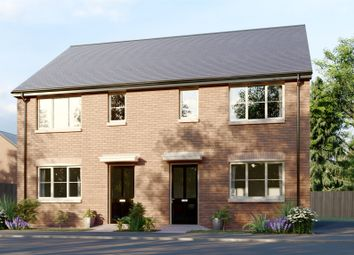 Thumbnail 3 bed town house for sale in Pottery Gardens, Denby, Ripley