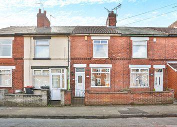 Thumbnail 2 bedroom terraced house for sale in Stuart Street, Sutton-In-Ashfield