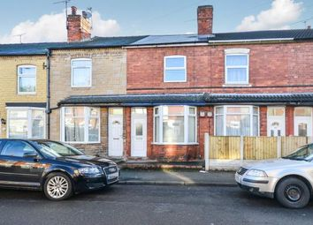 Thumbnail 3 bedroom terraced house for sale in Moor Street, Mansfield, Nottinghamshire