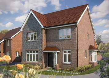 """Thumbnail 4 bed detached house for sale in """"The Aspen II"""" at Rushland Field, Chinnor"""