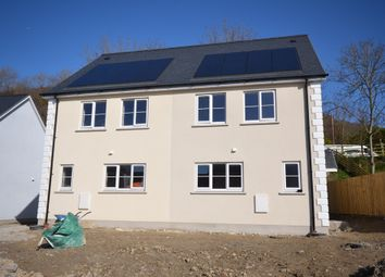 Thumbnail 3 bed semi-detached house for sale in Rhydyfelin, Aberystwyth