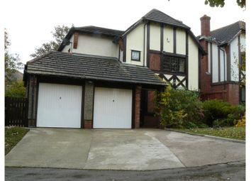 Thumbnail 4 bed detached house for sale in Bryn Maelgwyn, Llandudno
