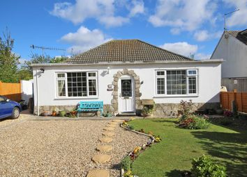 Thumbnail 2 bed detached bungalow for sale in Barton Lane, Barton On Sea, New Milton