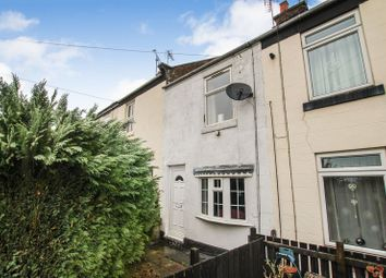 Thumbnail 2 bed terraced house for sale in Church Lane, North Wingfield, Chesterfield
