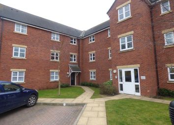 Thumbnail 2 bed flat to rent in Brodie Close, Rugby