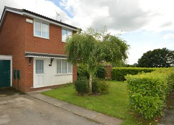 Thumbnail 2 bed link-detached house to rent in Laurel Close, Sandbach