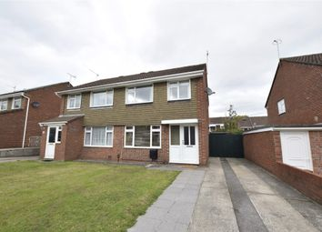 Thumbnail 3 bedroom semi-detached house for sale in Fawkes Close, Warmley