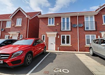 Thumbnail 3 bedroom terraced house for sale in Dovestone Way, Kingswood, Hull