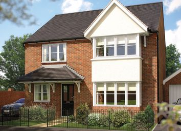 "Thumbnail 4 bed detached house for sale in ""The Canterbury"" at Barnton Way, Sandbach"