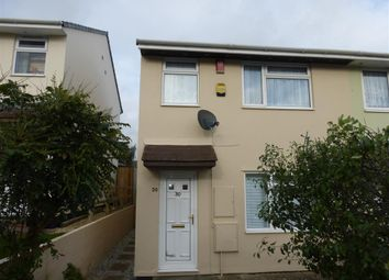 Thumbnail 3 bed property to rent in New Park Road, Lee Mill Bridge, Ivybridge