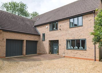 Thumbnail 4 bed detached house for sale in Holywell Way, Longthorpe, Peterborough