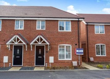Thumbnail 3 bed end terrace house for sale in Locks Heath, Southampton, Hampshire