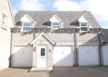 Thumbnail 1 bed mews house to rent in Temeraire Road, Plymouth