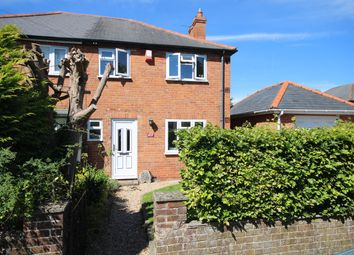 Thumbnail 2 bed semi-detached house for sale in Boundary Road, Newbury