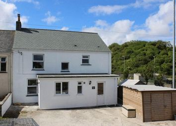Thumbnail 4 bed semi-detached house for sale in Stannary Road, St. Austell