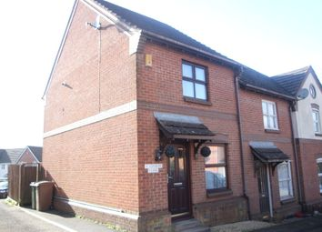 Thumbnail 2 bed end terrace house for sale in Cypress Close, Plympton, Plymouth