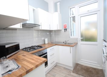 Thumbnail 3 bed terraced house to rent in Holmwood Road, Ilford, Essex