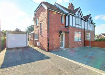Thumbnail 2 bed semi-detached house for sale in Hewitt Drive, Winsford