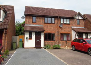 Thumbnail 3 bedroom semi-detached house for sale in Holton Hill, Emerson Valley, Milton Keynes