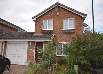 Thumbnail 3 bed link-detached house for sale in Corbel Close, Oakwood, Derby
